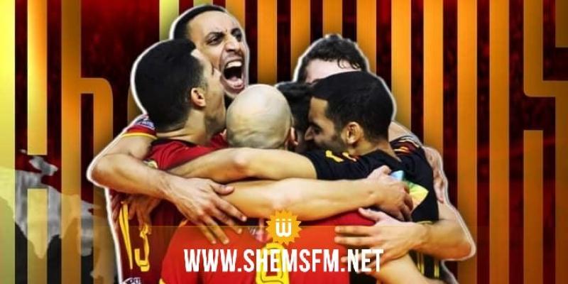 الكرة الطائرة:الترجي بطل تونس للمرة 20