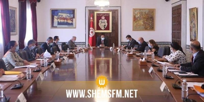 المشيشي يؤكد على ضرورة مصارحة الشعب التونسي بحقيقة الأوضاع المالية للدولة