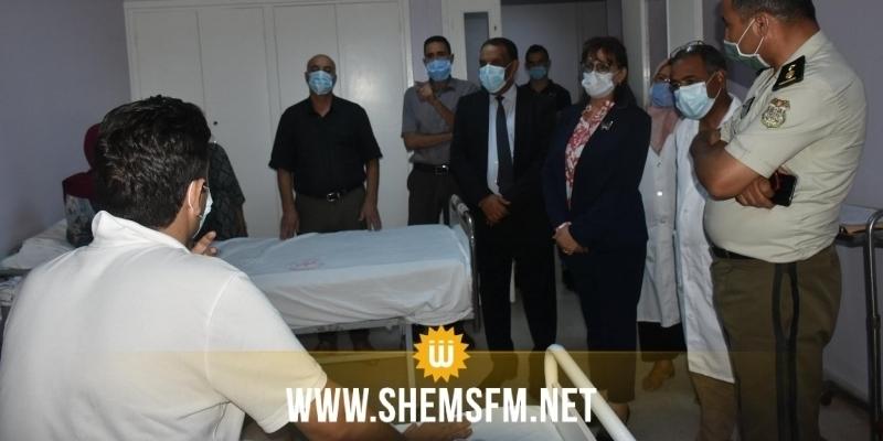 Attaque d'Akouda : l'adjudant Rami Limam est guéri