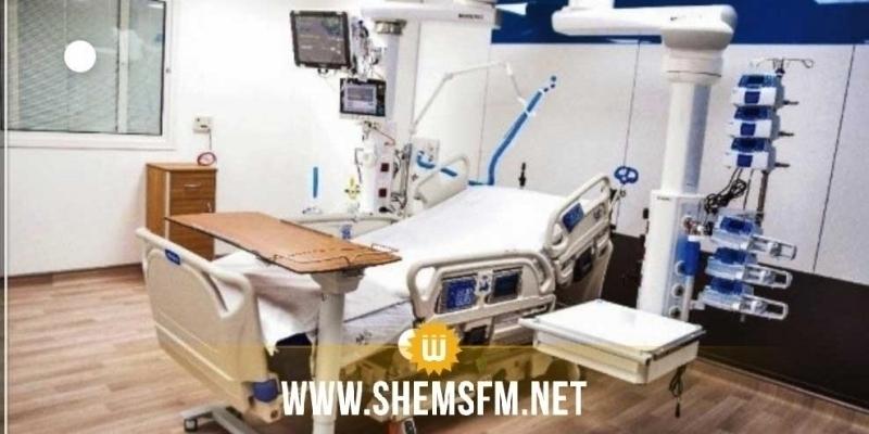 نقابي: لا وجود لأسرة انعاش شاغرة بالمستشفيات العمومية في نابل