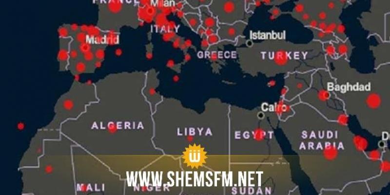 تصنيف البلدان حسب مخاطر انتشار كورونا: وزارة الصحة توضّح بخصوص 5 دول