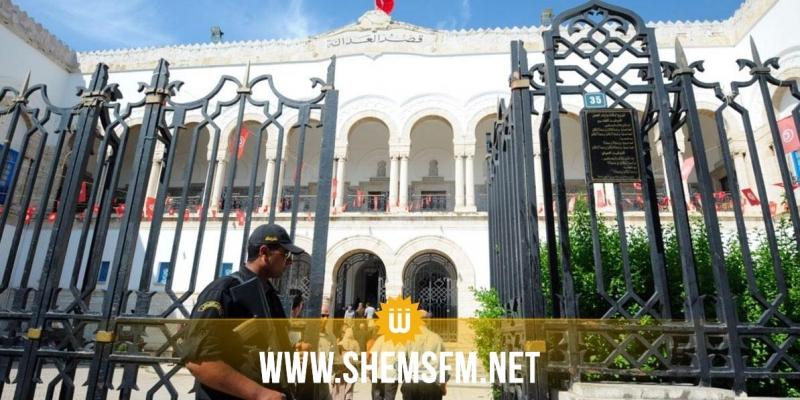 كورونا: المحكمة الإبتدائية بتونس لم تغلق أبوابها
