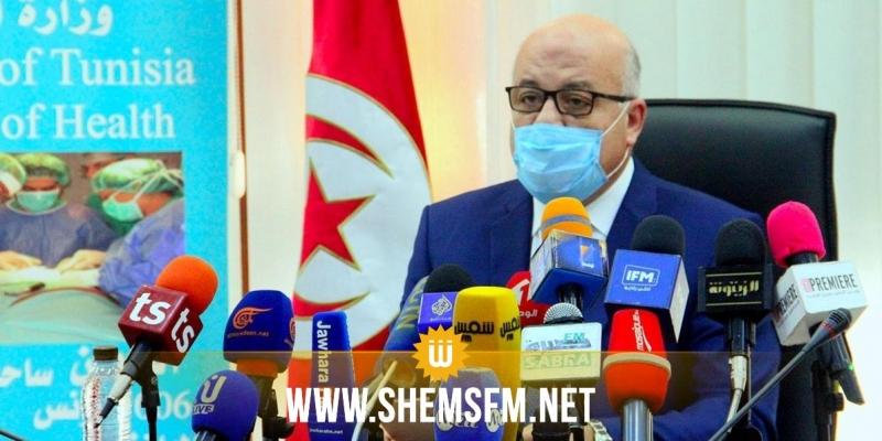وزير الصحة: امكانية العودة للحجر الصحي الجزئي
