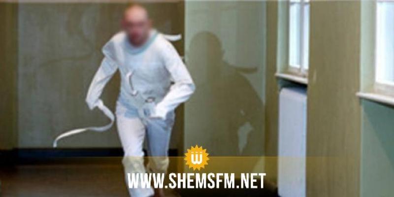 سيدي بوزيد: هروب مريض من قسم كوفيد 19