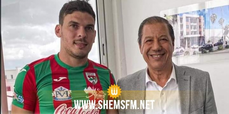 الملعب التونسي يتعاقد مع سليمان كشك