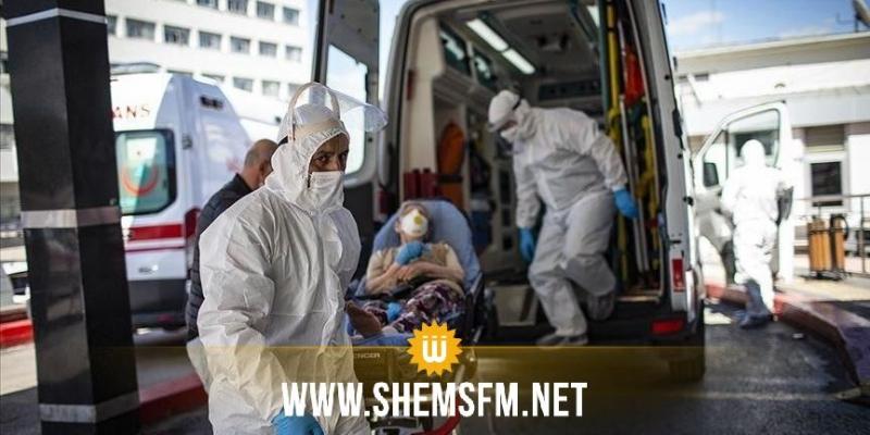 تركيا: 1467 إصابة جديدة بفيروس كورونا خلال 24 ساعة