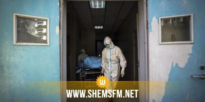 ارتفاع وفيات كورونا في تونس إلى 214 حالة