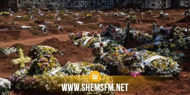 أكثر مـن مليون وفاة بكورونا في العالم