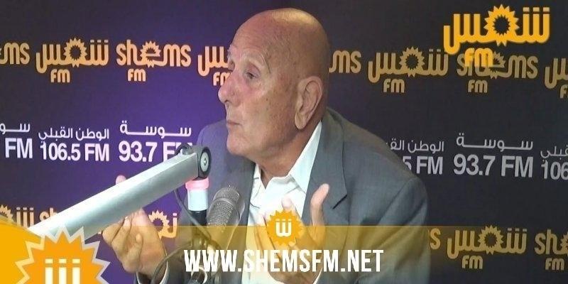 أحمد نجيب الشابي يُحذر من تحوّل الصراع بين سعيّد والغنوشي إلى مواجهات مدمرة