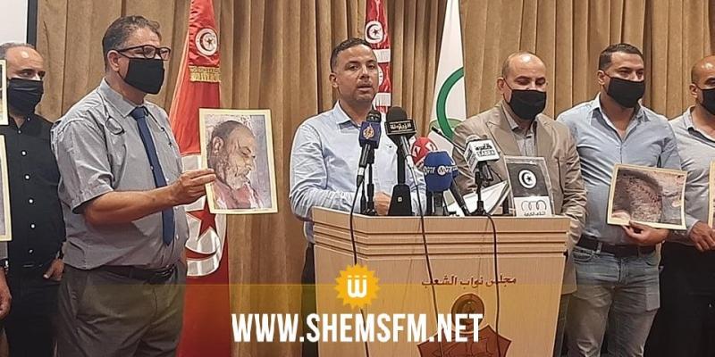 مخلوف: 'يجب إحالة ملف الاعتداء على أحمد موحى على قطب مكافحة الإرهاب'