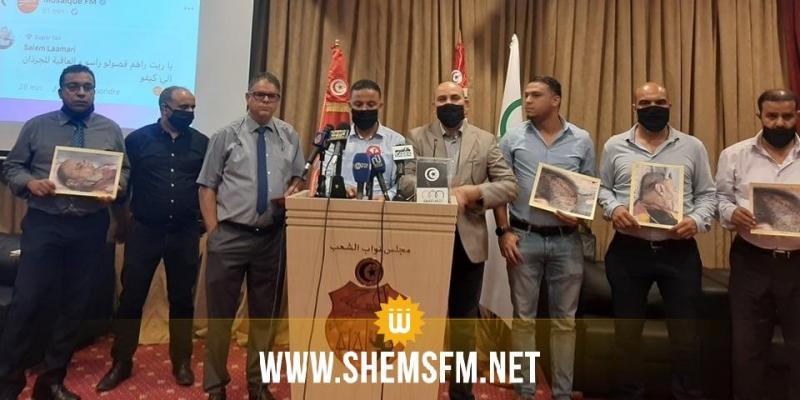 مخلوف: 'الاعتداء على النائب أحمد موحى نتاج للتحريض اليومي ضد ائتلاف الكرامة'