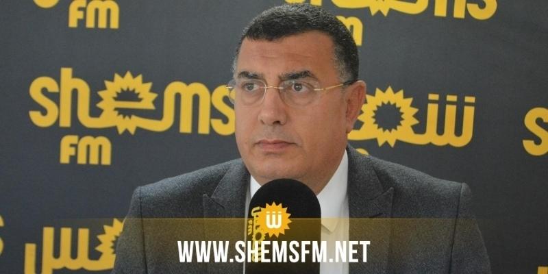 اللومي: لجنة المالية تستنكر الحملة الممنهجة من التيار الديمقراط