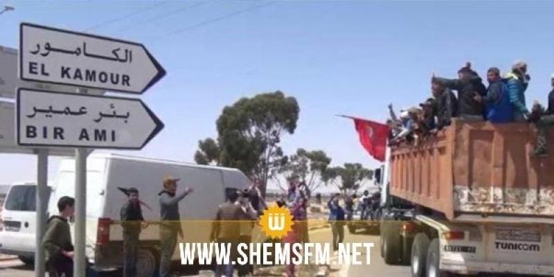 30 سبتمبر: أعوان الشركات النفطية يحتجون للمطالبة بوضع حد لمشكل الكامور
