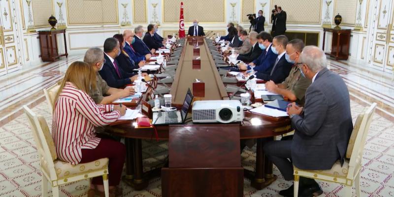 رئيس الجمهورية: 'من أدانه شعب بأكمله لا ننتظر حكم قضائي يُدينه'