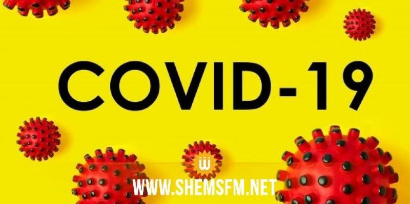 القيروان: تسجيل اول حالة وفاة بكوفيد 19 في حاجب العيون