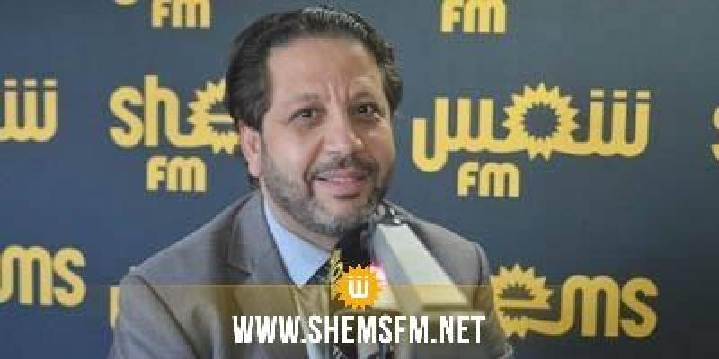 خالد الكريشي لعياض اللومي : الدستور واضح ورئاسة لجنة المالية من حق الكتلة الديمقراطية