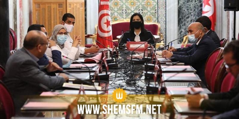 دعا لهدنة سياسية واتخذ عدد من القرارات: مكتب البرلمان يعتبر ما تعرض له أحمد موحى'محاولة اغتيال سياسي'