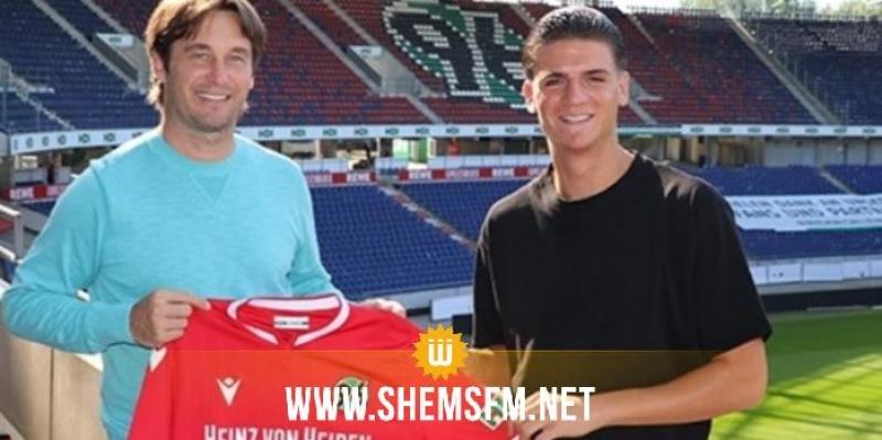 لاعب المنتخب مارك اللمطي ينتقل إلى نادي هانوفر الألماني