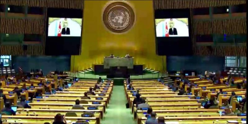 الجرندي أمام الأمم المتحدة: تونس حريصة على دفع مسارات التسوية السياسية للأزمات والنزاعات