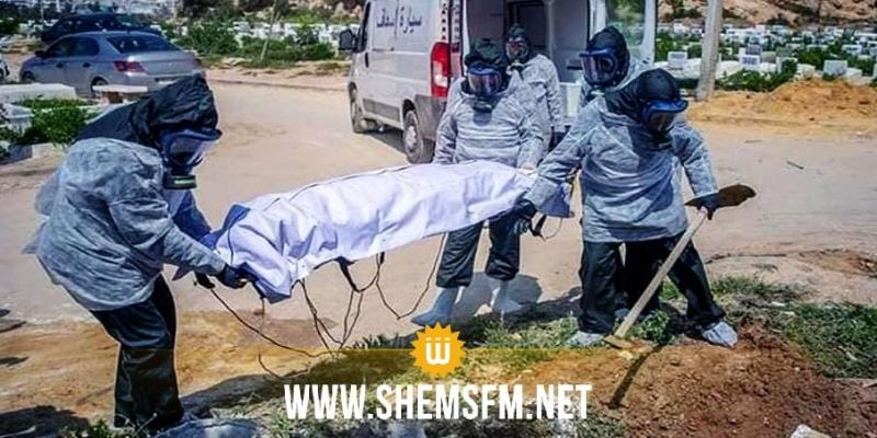 منزل بورقيبة : تسجيل حالتي وفاة بفيروس الكورونا