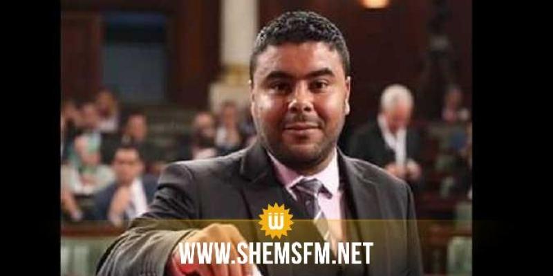 النائب فاكر الشويخي يودع مطلب إنضمام الى الكتلة الوطنية بالبرلمان