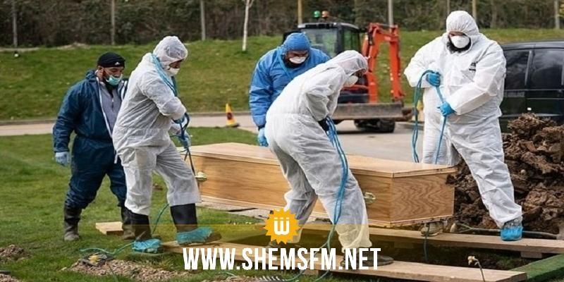قابس: تسجيل حالة وفاة جديدة بسبب فيروس كورونا