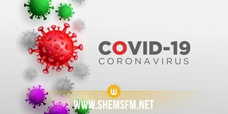 بنزرت: حالة وفاة و28 إصابة جديدة بفيروس كورونا