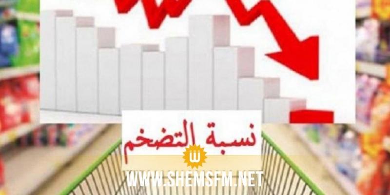 تراجع نسبة التضخم إلى 5.4 %
