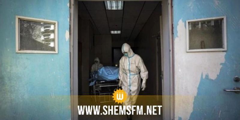 تطاوين: وفاة إمرأة مصابة بكورونا في المستشفى الجهوي