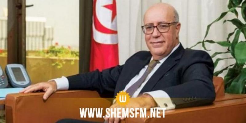 مروان العباسي يدعو إلى فتح المعاملات مع ليبيا