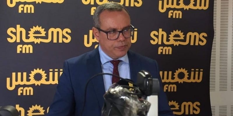 عماد الخميري: 'يجب الاستعداد لفرضية وجود إصابات أو مشتبه بإصابتهم بكورونا في البرلمان'