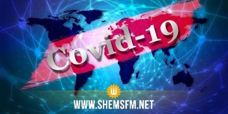 الكاف: حالة وفاة جديدة و32 اصابة بفيروس كورونا