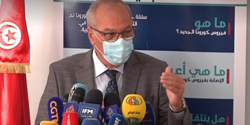 الوزير: كل الحلول ممكنة للحد من انتشار الوباء من بينها إمكانية العودة للحجر الصحي الشامل