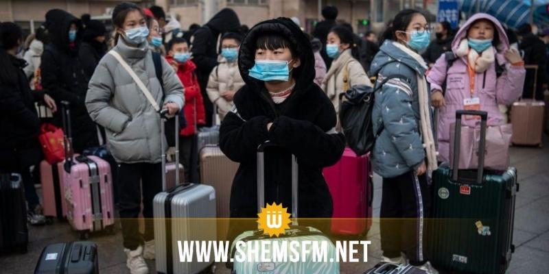 جميعها من الخارج: الصين تسجل 13 إصابة جديدة بفيروس كورونا