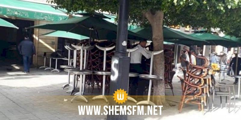 صفاقس: السماح باستعمال 30% من الكراسي والطاولات في المطاعم والمقاهي بداية من الغد