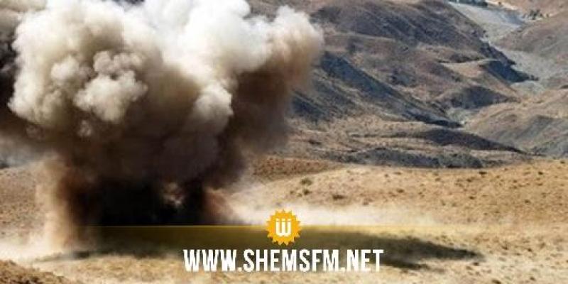 قفصة: إنفجار لغم ارضي بجبل عرباطة وإصابة راعي أغنام