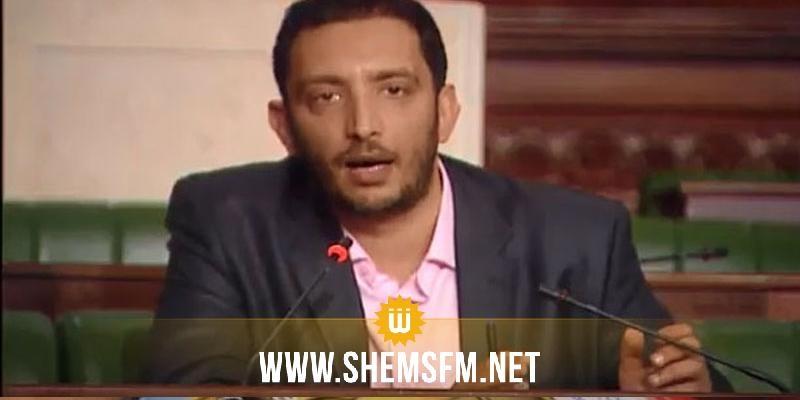 ياسين العياري يطالب وزير الشباب والرياضة بعزل وديع الجريء
