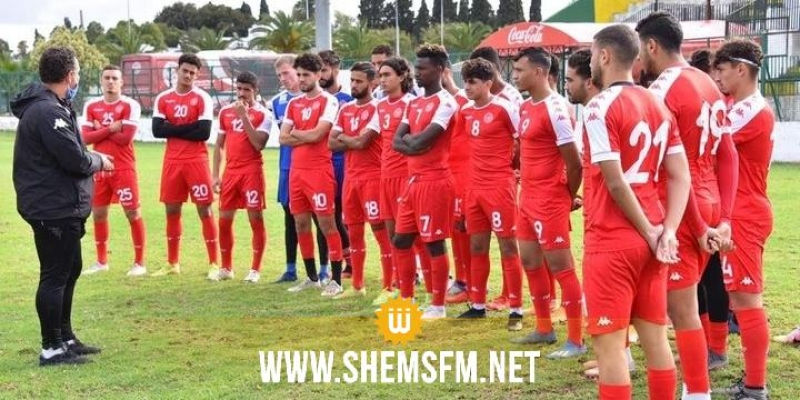 المنتخب الوطني للأواسط في تربص تحضيري استعدادا لتصفيات كأس افريقيا 2020