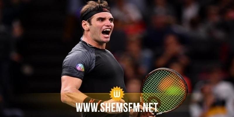 Classement ATP : Malek Jaziri gagne 12 places
