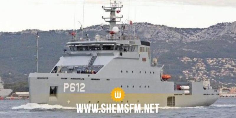 تمرين بحري مشترك تونسي فرنسي قبالة السواحل الفرنسية
