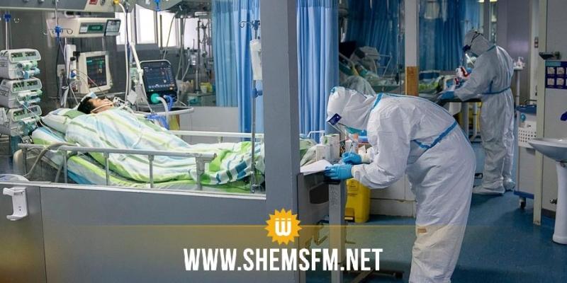 كورونا: ارتفاع عدد المصابين في العناية المركزة وتحت التنفس الإصطناعي