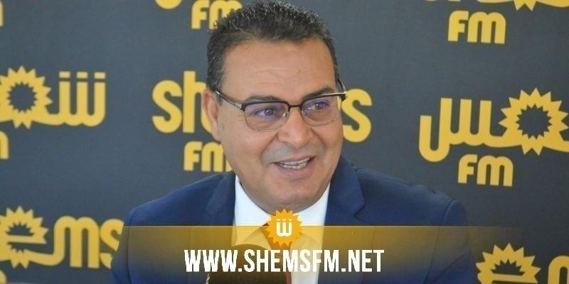 المغزاوي: تنقيح المرسوم 116 جاء خصيصا لتسوية وضعية النهضة وقلب تونس