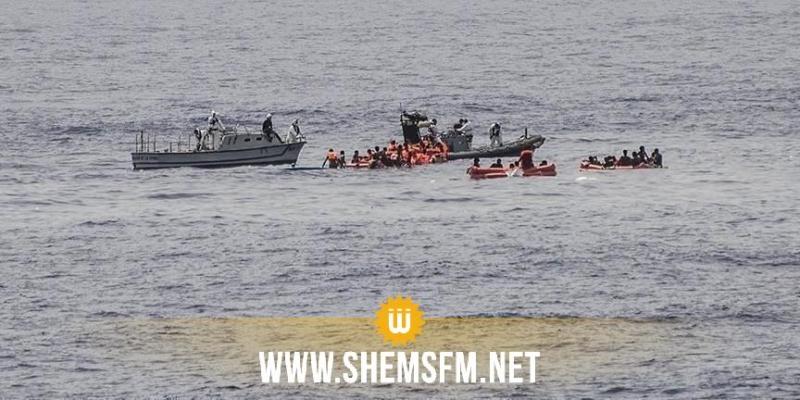قابس: إنقاذ 10 مهاجرين غير شرعيين من الغرق