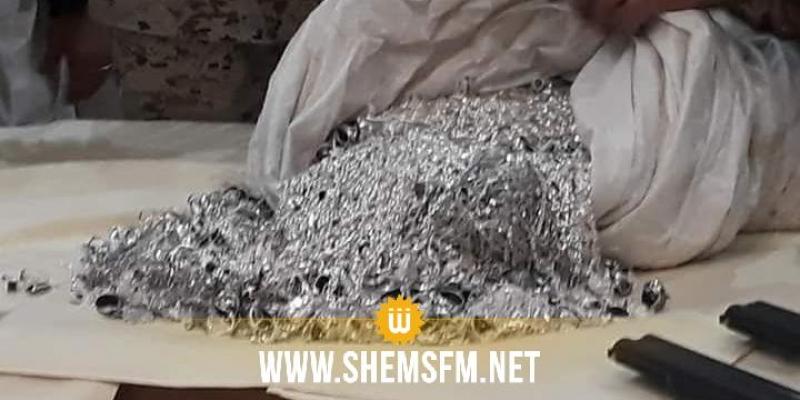 تطاوين: حجز 104 كلغ من الفضة و24 ألف علبة سجائر