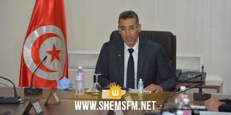 Le ministre de l'Intérieur s'entretient avec le secrétaire général du Conseil des ministres arabes de l'Intérieur