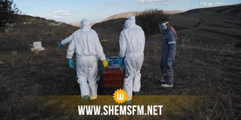 القصرين: العثور على جثة المتوفي بفيروس كورونا بعد فقدانها من بيت الأموات