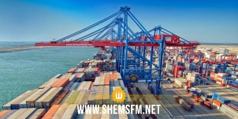 Baisse de 15,3% des exportations tunisiennes au prix constant