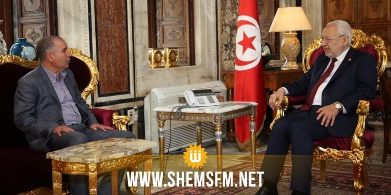 الطبوبي إثر لقاء الغنوشي:''أرواح تونسية بصدد الموت اليوم وعلى القيادة السياسية أن تكون في حجم المرحلة''
