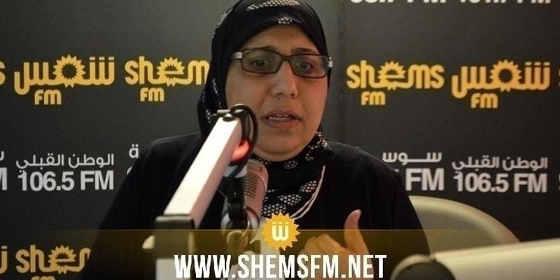 Yamina Zoghlemi : « le report de la plénière consacrée au décret n°116 était une bonne décision»