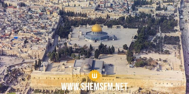 مجلس الإفتاء الأعلى الفلسطيني يرفض زيارة ''المطبعين إلى المسجد الأقصى''